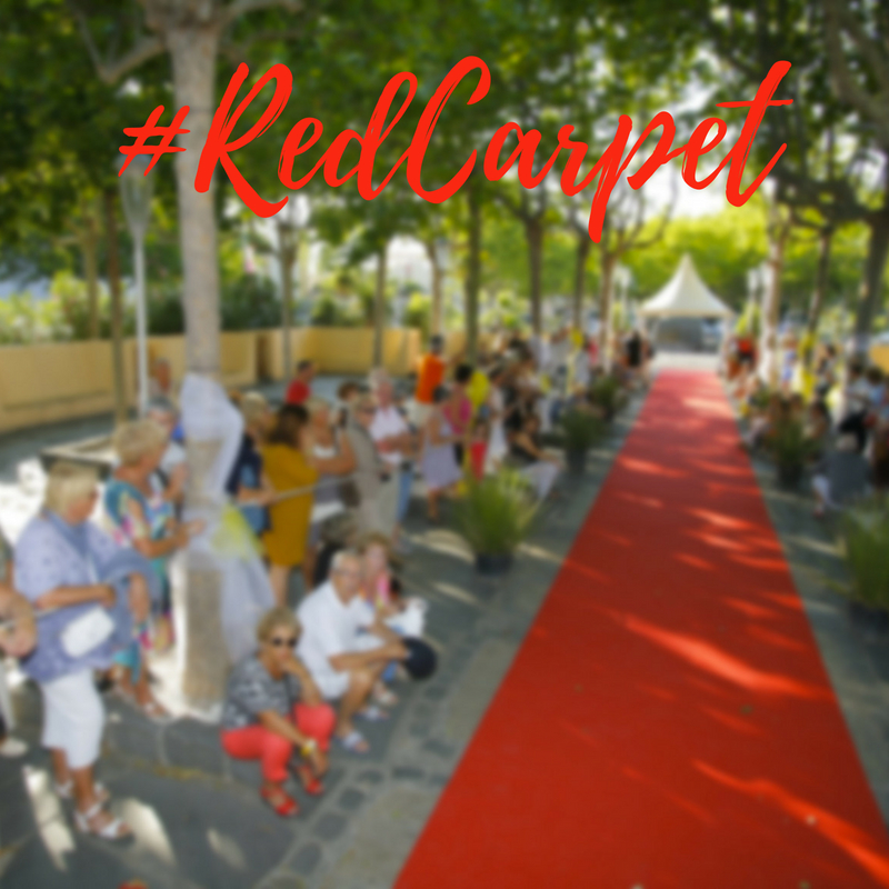 Red Carpet Tapis rouge